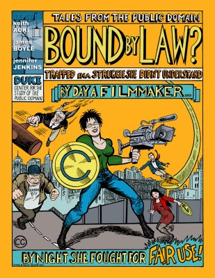Cover of Bound By Law comic